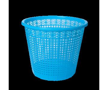 Wastepaper basket blue, 8L ZB 3040-02