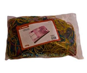 Elastic band for money 500 gr Norma 4854
