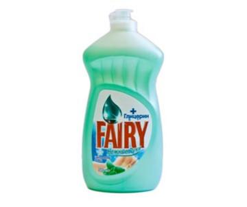 Моющее средство для посуды Fairy Plus