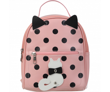 Backpack PUSSY CAT pink ZB 702304
