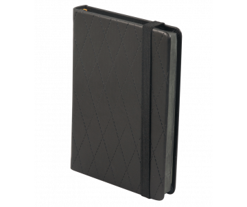 2017 dated diary A6 CASTELLO 336 pages black