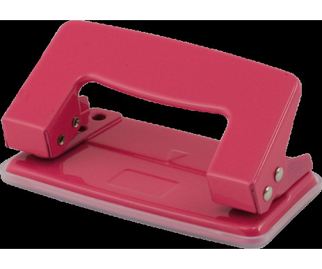 Hole punch metal JOBMAX (up to 10арк.), red