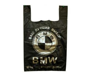Пакет майка большой .BMW 44*61