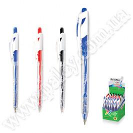 Handle automatic Flexoffice FO-019 Trendee blue oil ink
