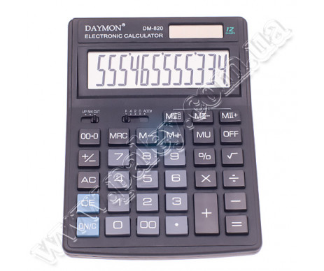 Calculator Daymon DM-820