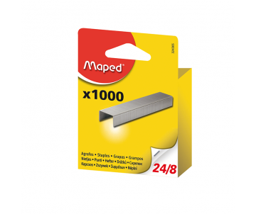 Staples No. 24/8 1000pcs MP 324305