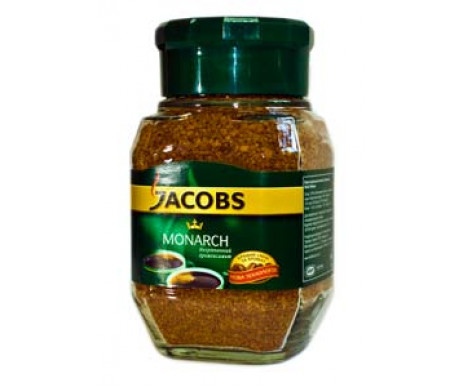 Coffee JACOBS Monarch soluble 95 gr 79588