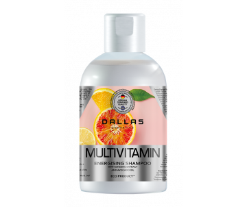 "Shampoo + Mask ""Dallas Multivitamin"""