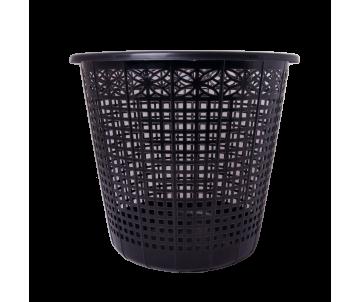 Wastepaper basket 8L black BM 1921-01