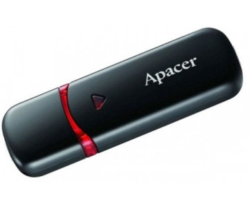 Flash memory Apacer 32GB Black 5713