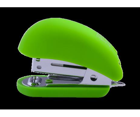 Степлер №24/6 15л св-зеленый BM-4234-15