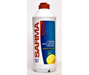Моющее средство для посуды Сарма 500гр