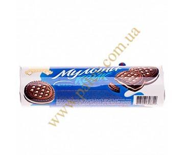 Печиво Roshen Мульті-Кейк какао 180г.