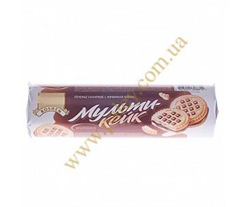 Печиво Roshen Мульті-Кейк молоко 180г.