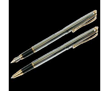 Набір ручок в подарунковому футлярі L хром R12207 REGAL