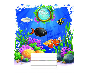 Notebook 12 sheets 1221.2577 with