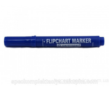 Marker Flipchart 8550 2.5 mm blue