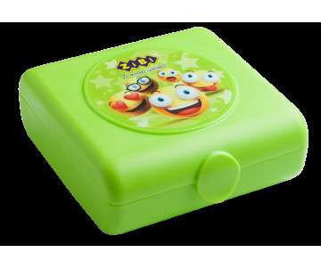 Container for food, green ZB-3053-15