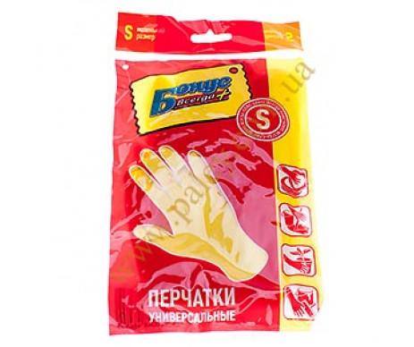 Rubber gloves Bonus (S)