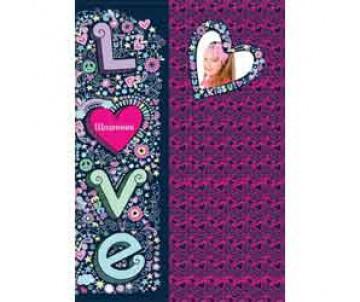 """Шкільний щоденник """"Love"""" ZB-13742"""