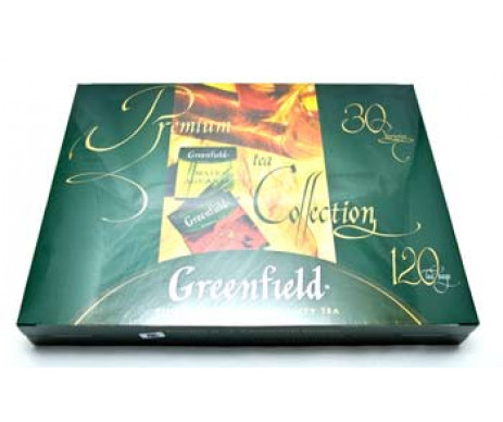 Tea Greenfield Assorted 96 bags 79797