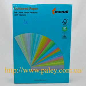 Папір кольоровий А4, Маестро Int фото