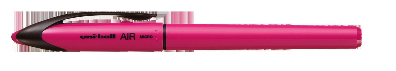 Купити Ролер uni AIR 0.5 мм, рожевий корпус, синій