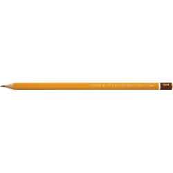 Купити олівець 1500 х HB техн., шестигр.