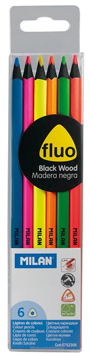 Купить карандаши цветные NEON