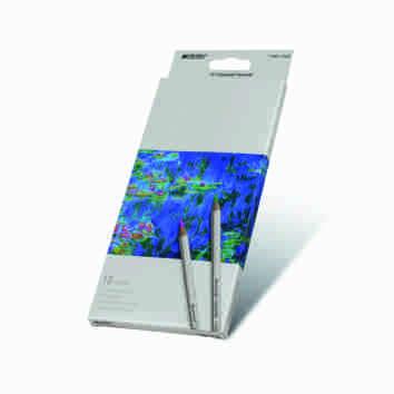 Купити олівці кольорові 24шт., Raffine, шестигр.
